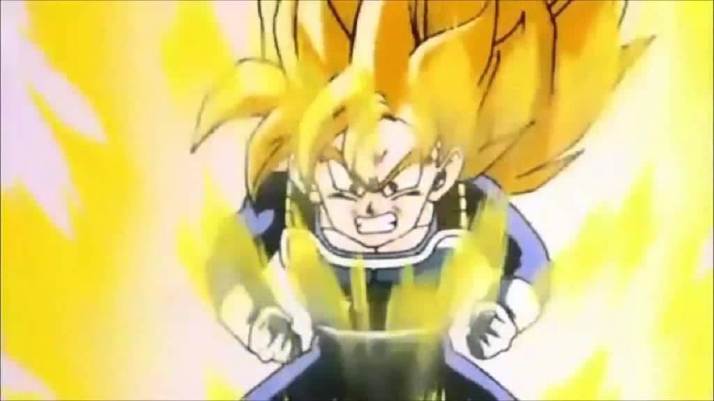Tutte le trasformazioni di gohan youtube - Sangohan super saiyan 3 ...