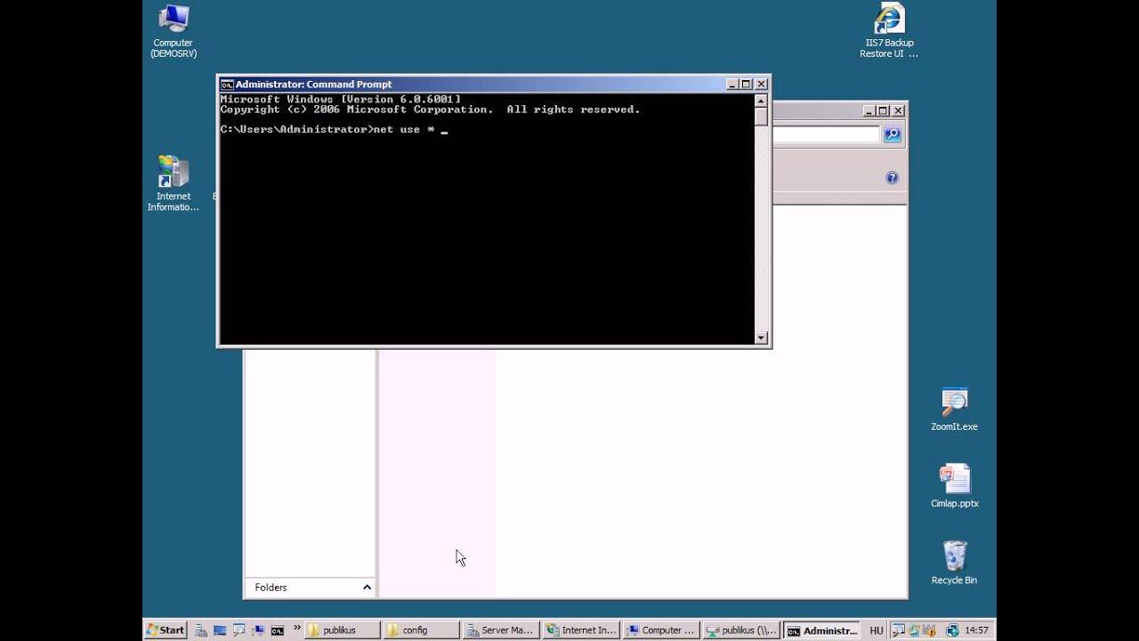 15 - WebDAV IIS 7 alatt (Balássy György)