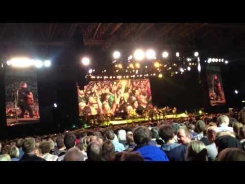 Bruce Springsteen Oslo Norway
