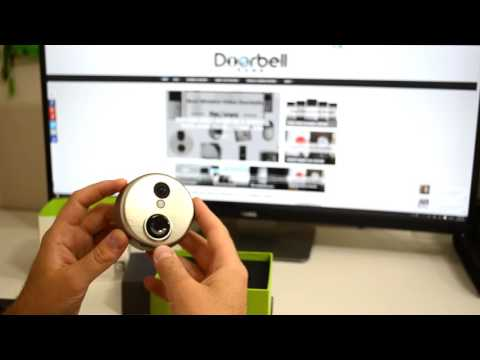 Skybell HD Unboxing Video