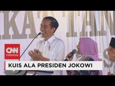 Ibu Teriak Merdeka! ke Presiden & Tagih Sepeda - Kuis Ala Presiden Jokowi Mp3