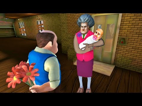 Scary Teacher 3D #New Christmas Levels  - Android/iOS Gameplay HD