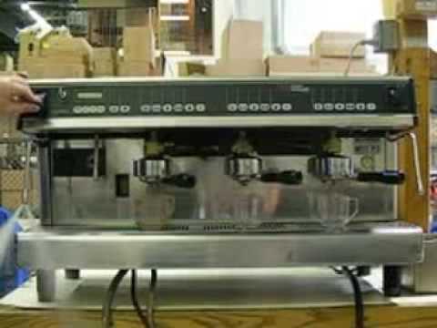 Used Nuova Simonelli Program VIP Espresso Machine