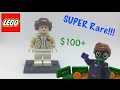 RARE Lego Smooth Hair Princess Leia Figure [$100+]