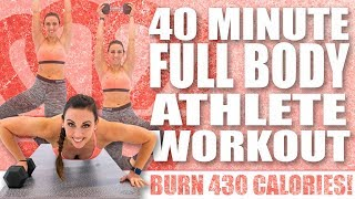 HELLO FULL BODY BURN! I am pumped for you guys to crush this with m...