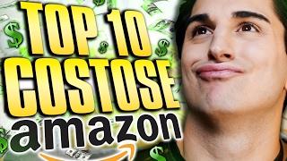 TOP 10 PRODOTTI COSTOSI SU AMAZON!! AURICOLARI PER PARLARE CON GLI ALIENI?