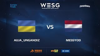 Auja_Ungandiz vs MessyOD, WESG 2017 Hearthstone European Qualifier Finals