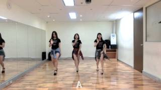 purfles a bad thing 나쁜짓 by baby aura xo encore audition