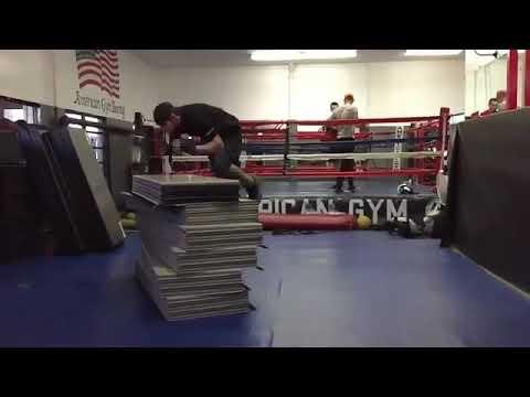 Tony Ferguson Training For Khabib ! El Cucuy Hard Training
