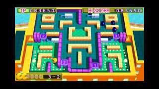 Namco Museum Battle (PSP) Pacman Arrangement