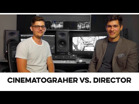 Cinematography Techniques | Production With Cinematographer Cody Mathis | PT 2