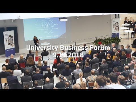 University Business Forum 2018