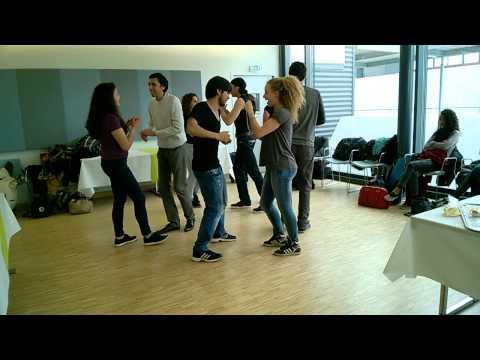Spectacle Mirail - Toulouse - 31/03/15 - rueda de casino - salsa cubaine - Salsa Chapou