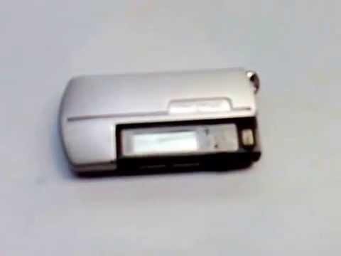 CREATIVE MuVo TX FM Mp3 Player