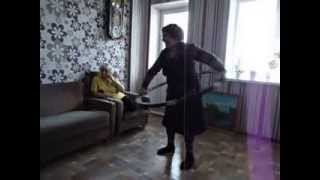 33 Бабушка и халахуп