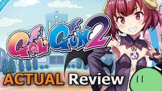 Gal*Gun 2 (ACTUAL Game Review) [PC]