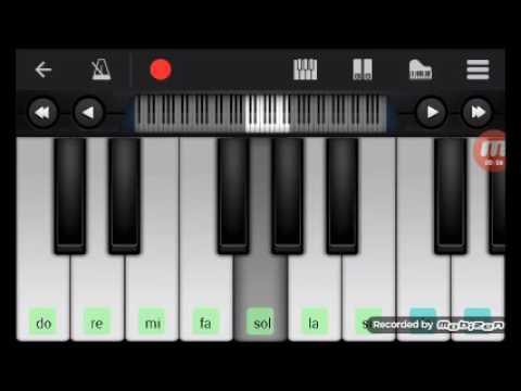Perfect Piano Not Lagu