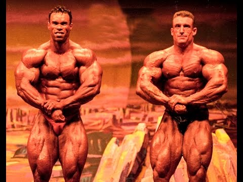 Kevin Levrone Best Versions !!!! 1994 1995 and 1996