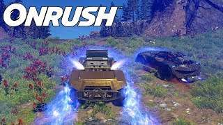 ONRUSH - Overdrive Gameplay (PS4 Pro) @ 1440p (60ᶠᵖˢ) HD ✔
