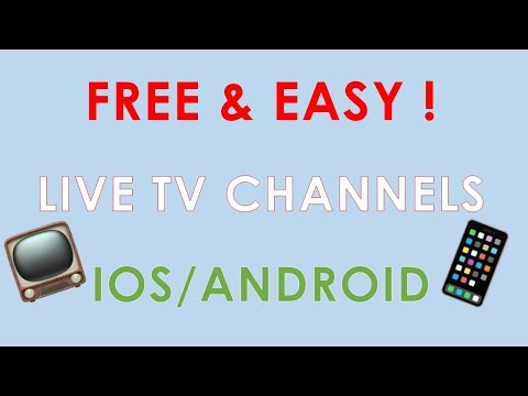 [FREE] How To Watch Live TV Channel Using M3U Playlist (IOS/ANDROID)