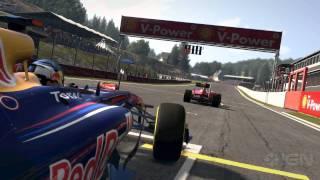 F1 2011: Gameplay Trailer