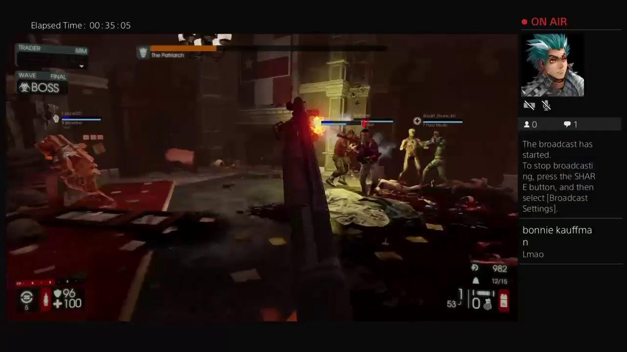 Killing floor zombies youtube for Killing floor zombies