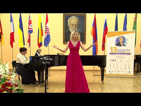 Competition 2017 - Mariya Vasilevskaya - 1st Round