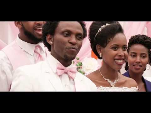 Rwanda Comedian RAMJAANE'S  WEDDING Hosted by Ally Soudy, perfomance by Alpha Rwirangira: