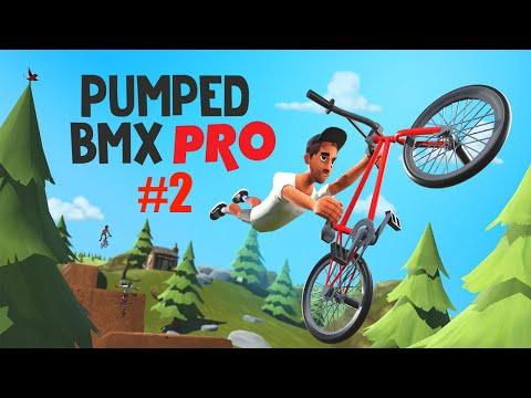 Pumped BMX Pro   Part 2 SV  