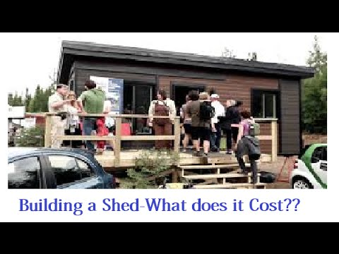 How Much Does It Cost To Build A Storage Unit