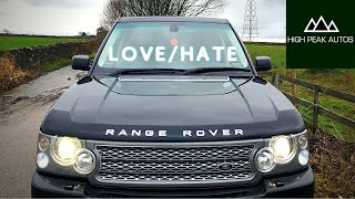 The RANGE ROVER: It's like Marmite