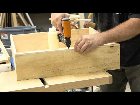 How To Make Drawers Fast And Easy