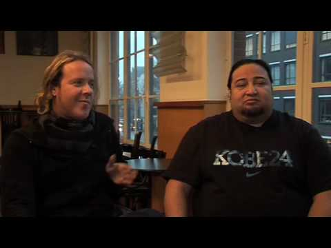 Fear Factory interview - Dino Cazares and Burton C Bell (part 1)