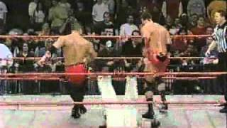 Mike Awesome/Lance Storm vs Vito/ Johnny the Bull