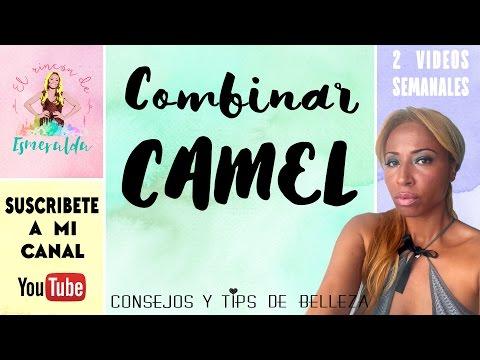 color CAMEL: ¿como combinarlo? #150