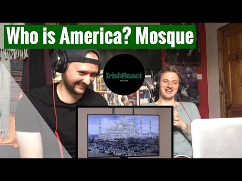 Sacha Baron Cohen - Who Is America? Building A Mosque (Reaction!)