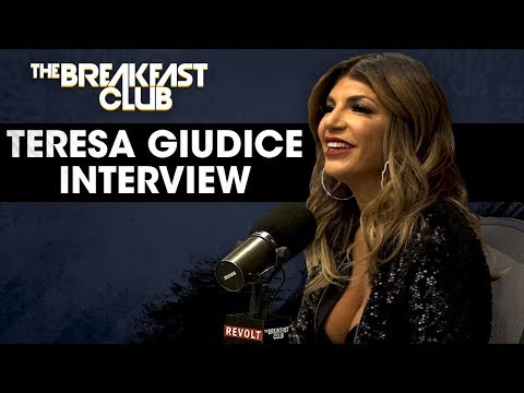 Teresa Giudice Opens Up About Her Husband's Incarceration, Life After 'Housewives' + More