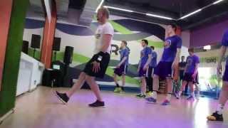 Тренировка Чеховских Медведий & ProФитнес CrossFit