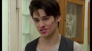 Został zaatakowany przez innych uczniów. Chcieli go ośmieszyć przed całą szkołą! [Szkoła odc. 712]