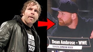 WWE Wrestlers Who Drastically Changed Their Look In 2018 - Dean Ambrose, Shawn Michaels, Enzo Amore