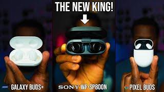 SONY WF-SP800N Review | New True Wireless King???