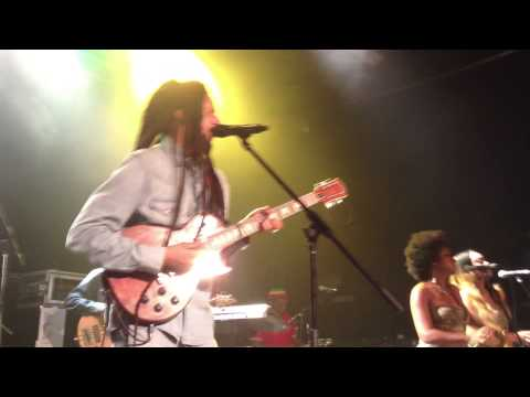 Julian Marley at the Metro by Sunsplash reggae