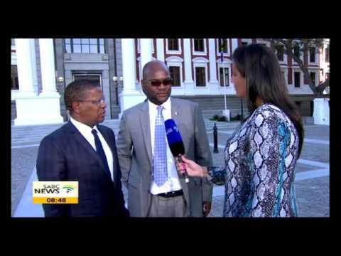 It's tough times: Nathi Mthethwa (Budget speech preview)
