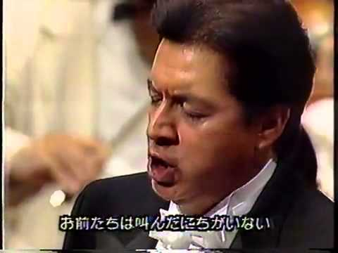 Francisco Araiza - O Figli ... Ah , La Paterna Mano - Macbeth 04/09