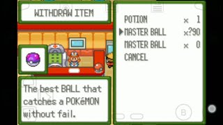 Pokemon Glazed All Cheats Item and Pokemon