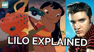 Why Lilo Feeds Pudge, Loves Elvis and Takes Pictures | Lilo and Stitch Theory: Discovering Disney