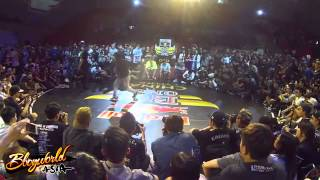 RED BULL BC ONE 2015 CHINA CYPHER BBOY Keven vs BBOY