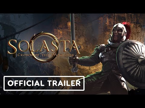 Solasta: Crown of the Magister - Official Gameplay Trailer
