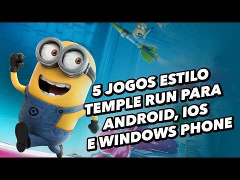 5 Jogos Estilo Temple Run Para Android, IOS E Windows Phone - Baixaki