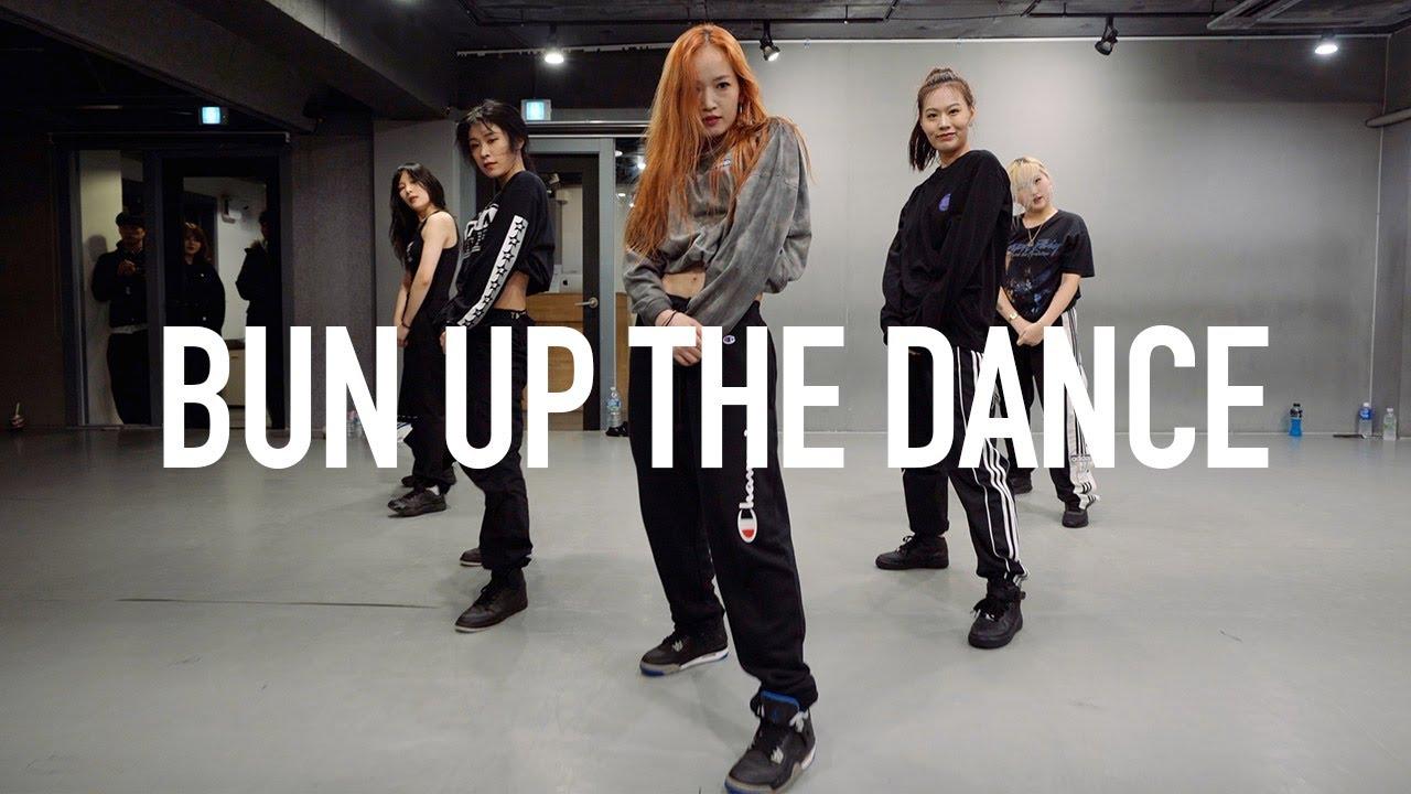 Dillon Francis, Skrillex - Bun Up the Dance / Yeji Kim Choreography